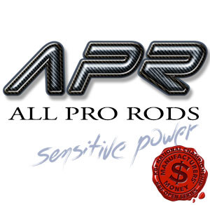 All Pro Rods - A Manufacturers' Money Sponsor