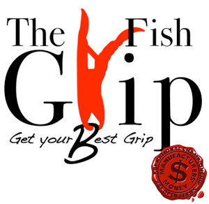 Fish Grip - A Manufacturers' Money Sponsor