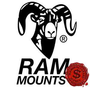RAM Mounts - A Manufacturers' Money Sponsor