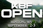 KBF OPEN Hinton WV Sept 2-3