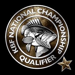 2016 KBF National Championship 2x Qualified Angler