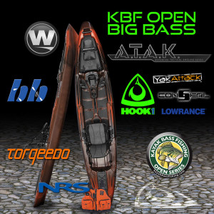 KBF OPEN Big Bass Blow-out