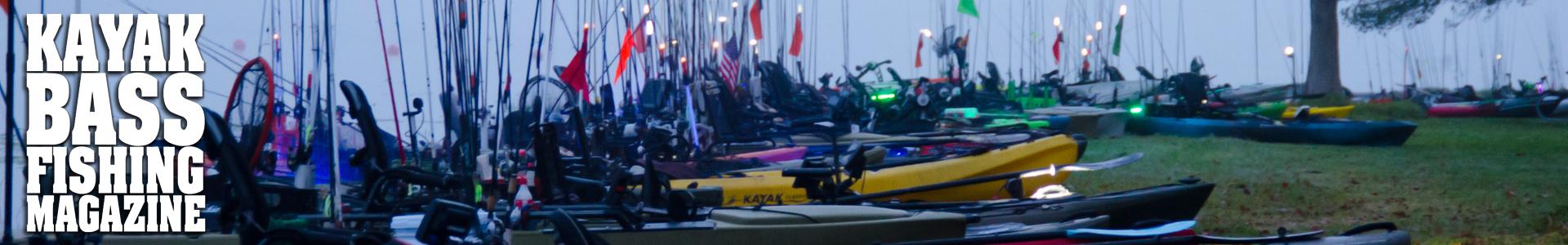 Become a Kayak Bass Fishing Insider
