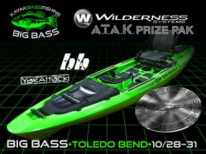 KBF Big Bass Pack - October 28-31