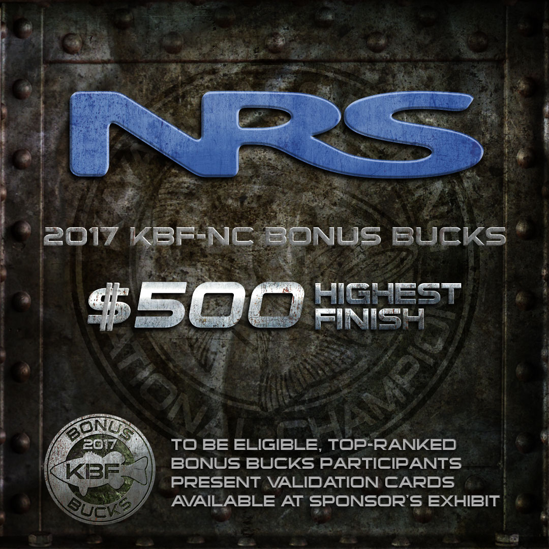 NRS KBF BONUS BUCKS - 2017 National Championship