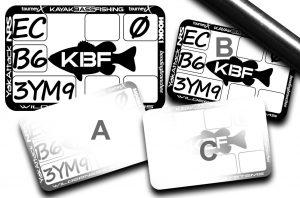 KBF Identifier Legibility