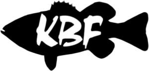 Kayak Bass Fishing KBF Logo