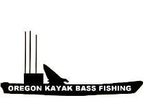 Oregon Kayak Bass Fishing