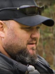 Chad Hoover, Kayak Bass Fishing