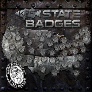 KBF State Badges
