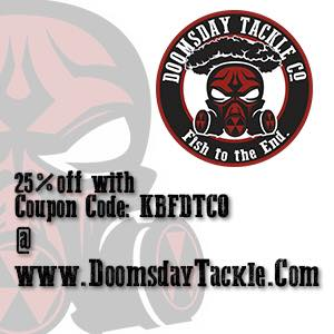 Doomsday Tackle Co Discount Code