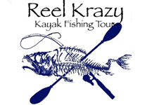 Reel Krazy Kayak Fishing Tour