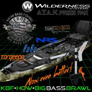 Wilderness Systems ATAK Prize Pak