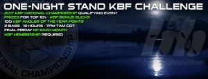 One Night Stand KBF Challenge