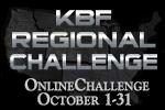 KBF Regional Challenge - October 2016