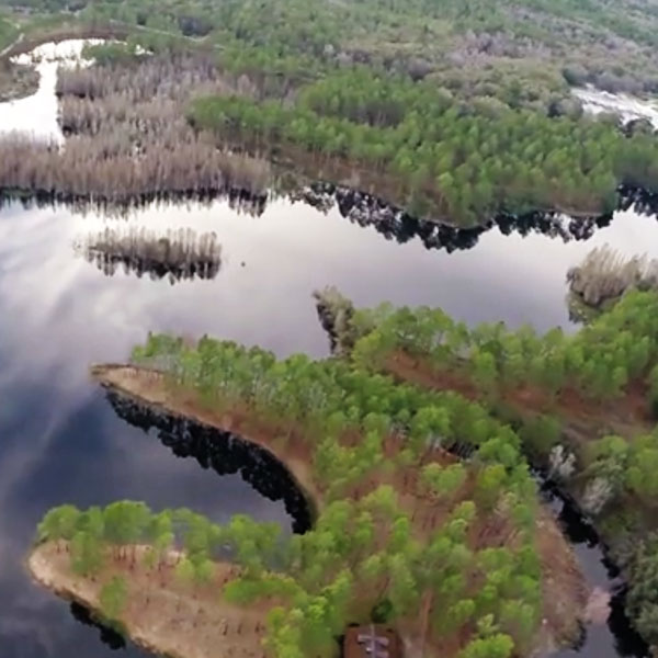 Bienville Plantation Fishing Lakes