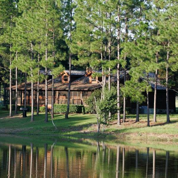 Bienville Plantation Lakeside Cabins
