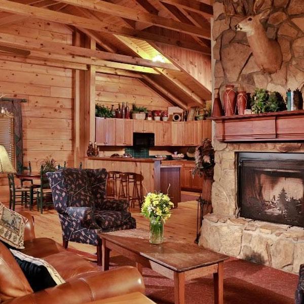 Bienville Plantation Luxurious Cabins