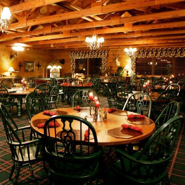 Bienville Plantation Dining