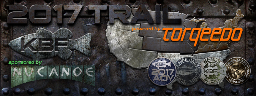 2017 KBF TRAIL SeriesTournaments