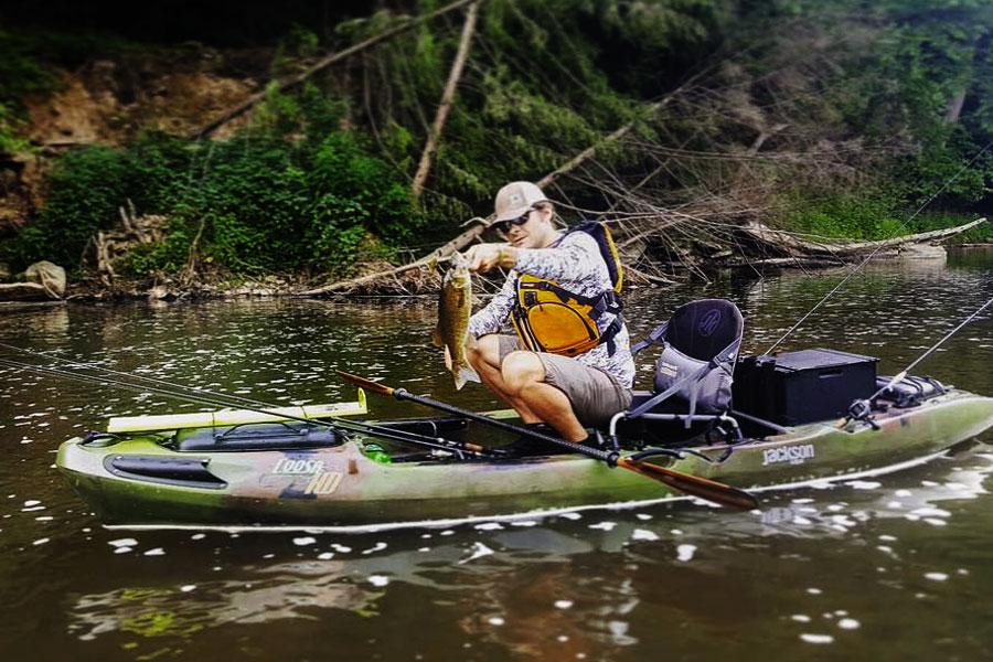 Kayak Bass Fishing - KBF