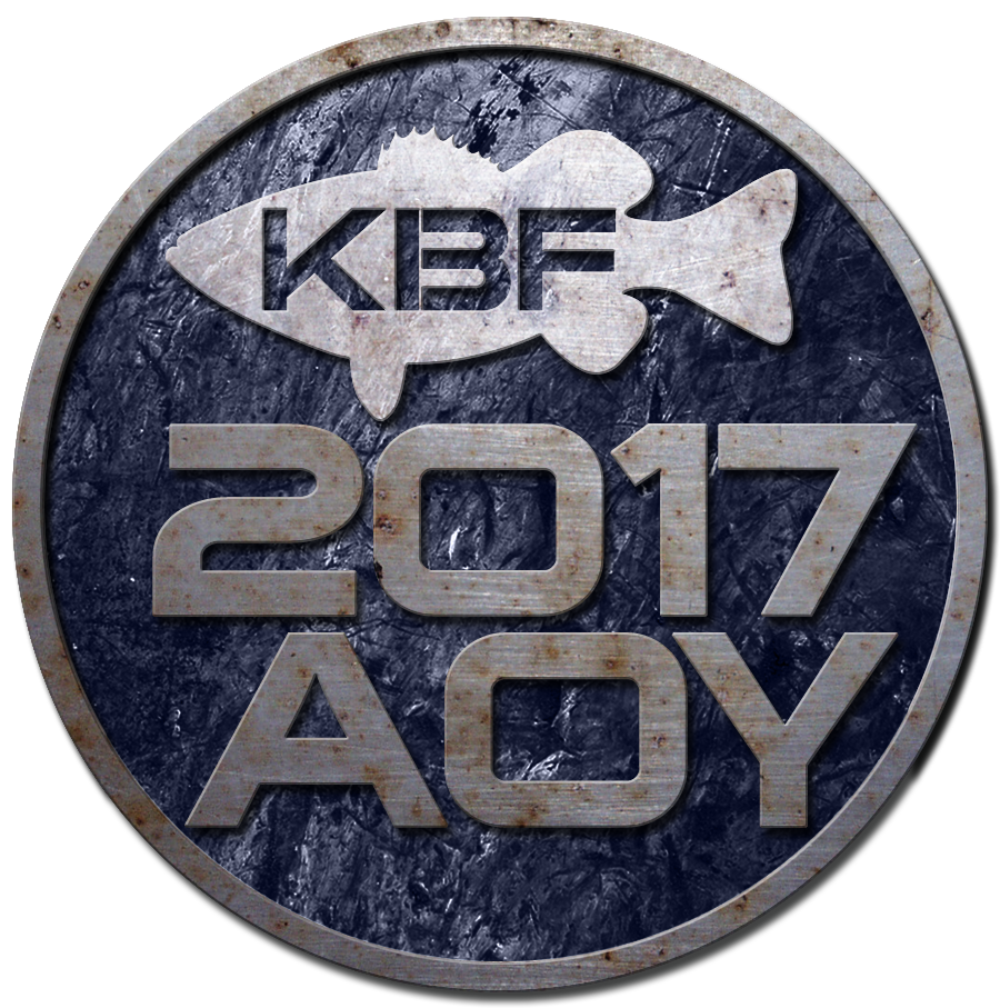 2017 KBF Angler of the Year