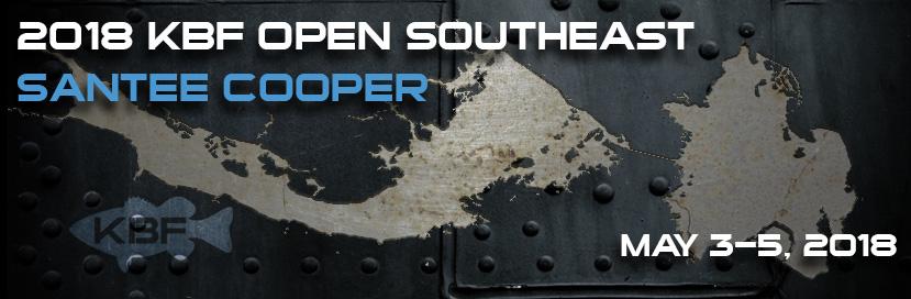 2018 KBF OPEN Santee Cooper