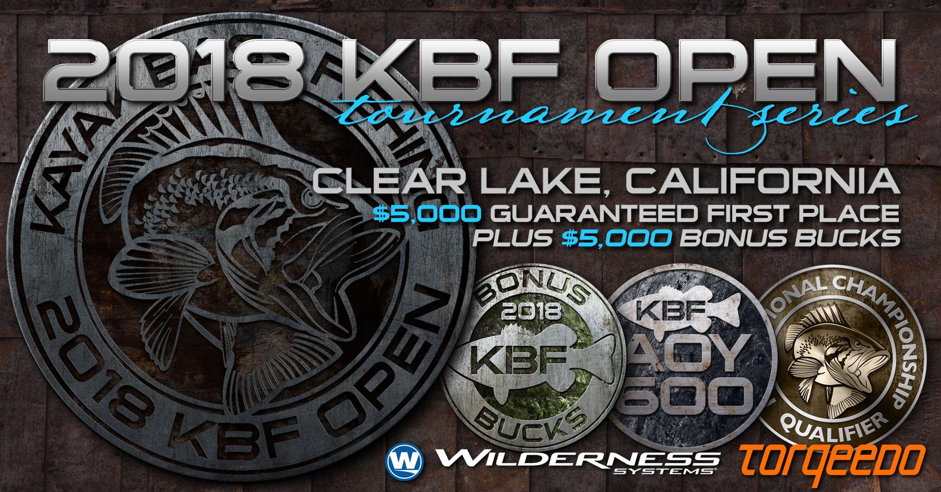 2018 KBF Western OPEN