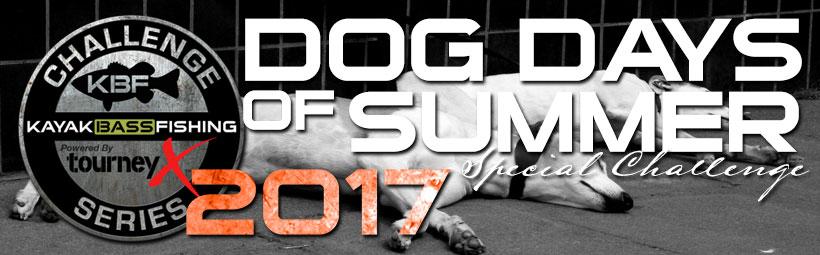 Dog Days of Summer 2017 Challenge