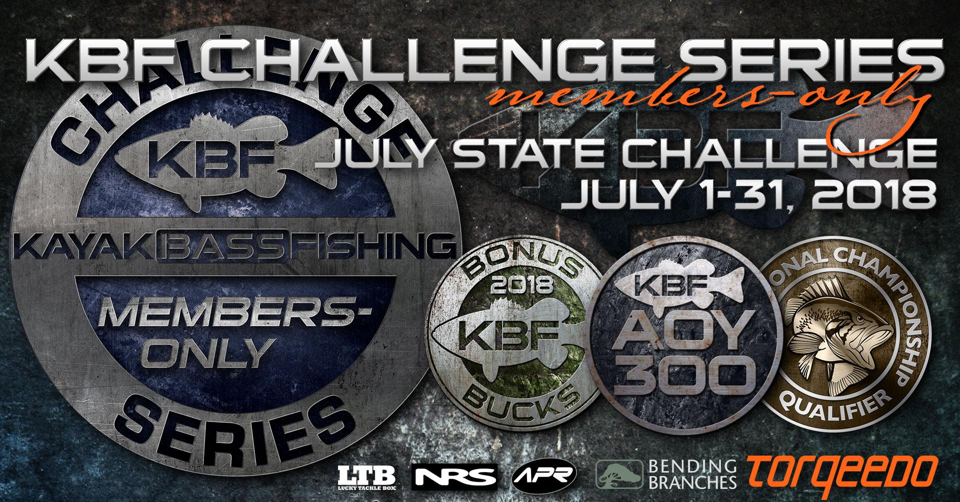 July 2018 KBF State Challenge