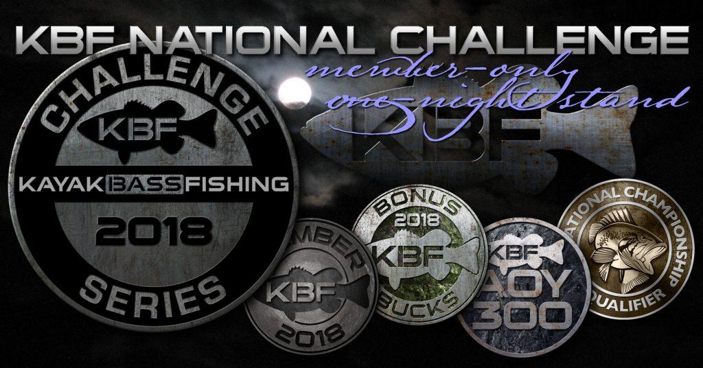 2018 KBF One Night Stand Challenge Series