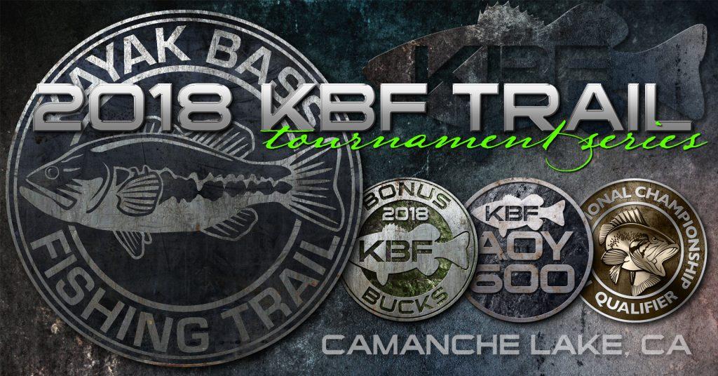 2018 KBF TRAIL - Camanche Lake