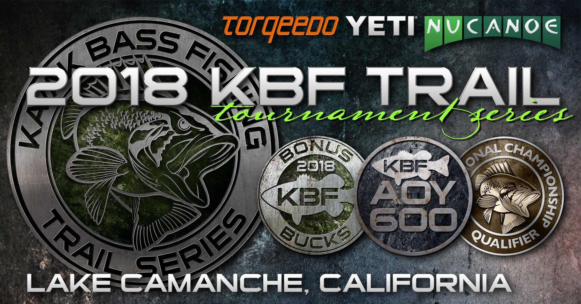 2018 KBF TRAIL 02 Camanche Lake, CA