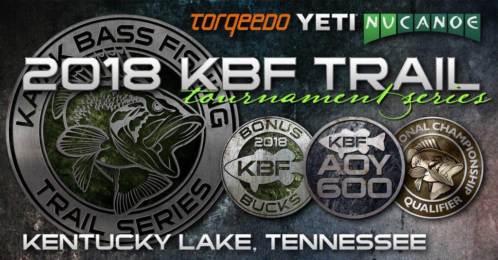 2018 KBF TRAIL Kentucky Lake