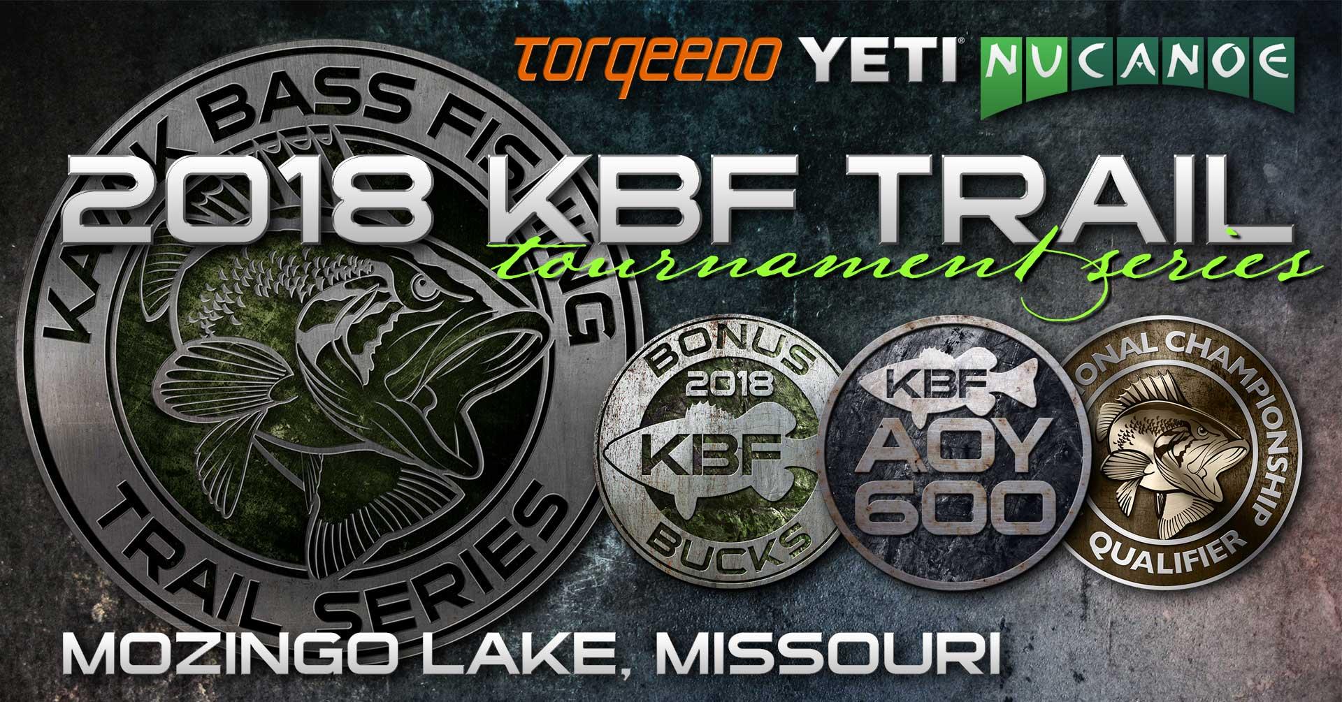 2018 KBF TRAIL 09 Mozingo Lake, MO