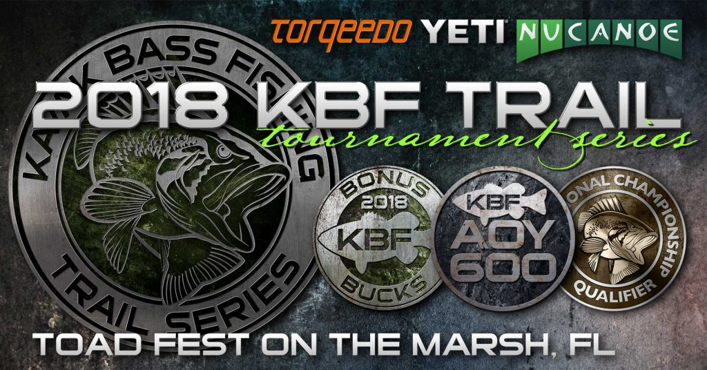 2018 KBF TRAIL 13 Toad Fest on the Marsh, FL
