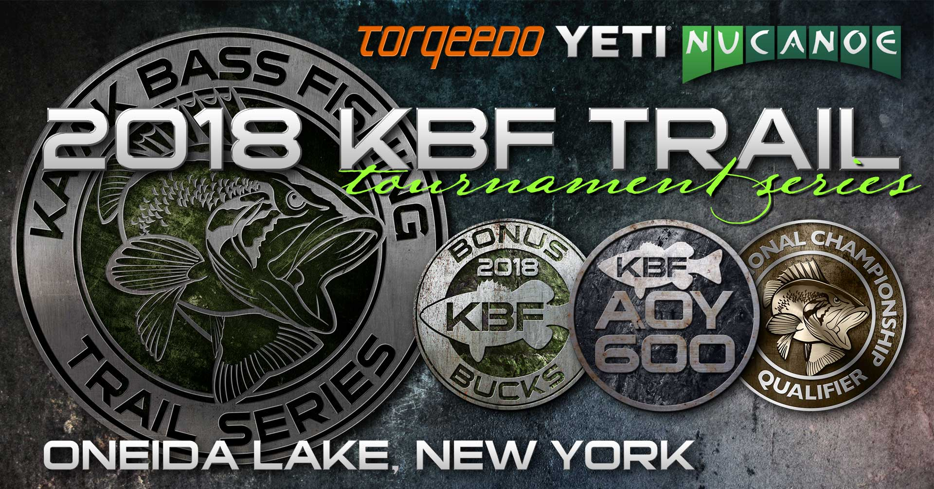 Oneida Lake NY KBF TRAIL Series Tournament