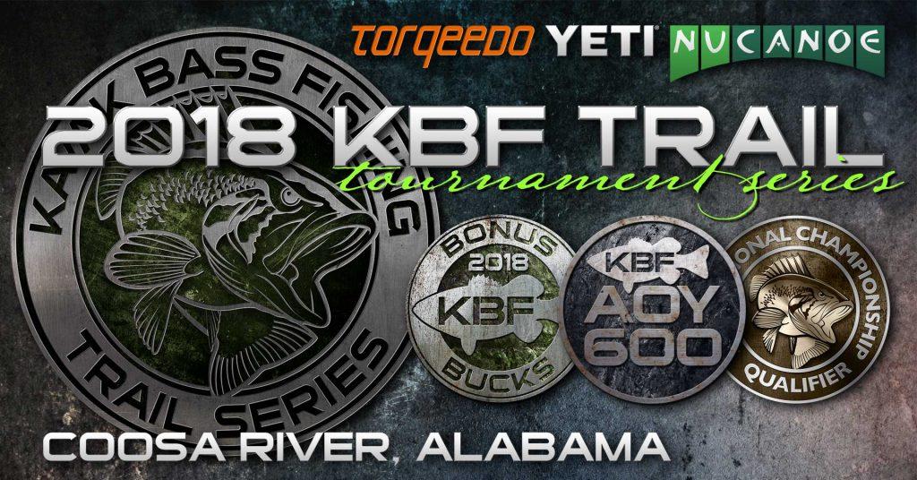 2018 KBF TRAIL 21 Coosa River, AL