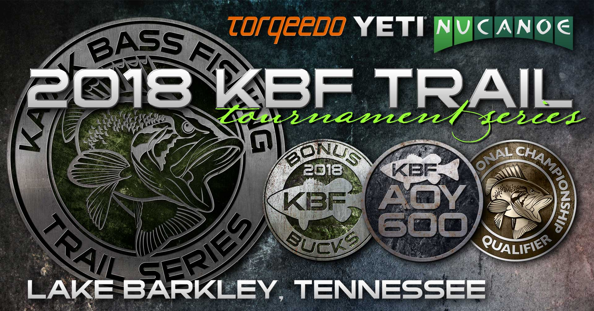 2018 KBF TRAIL Series Tournament on Lake Barkley, TN