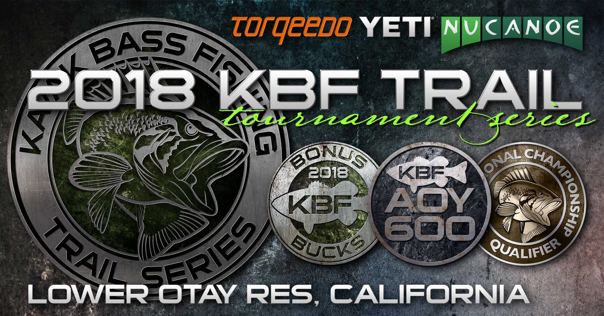 Lower Otay Res KBF TRAIL Series Tournament