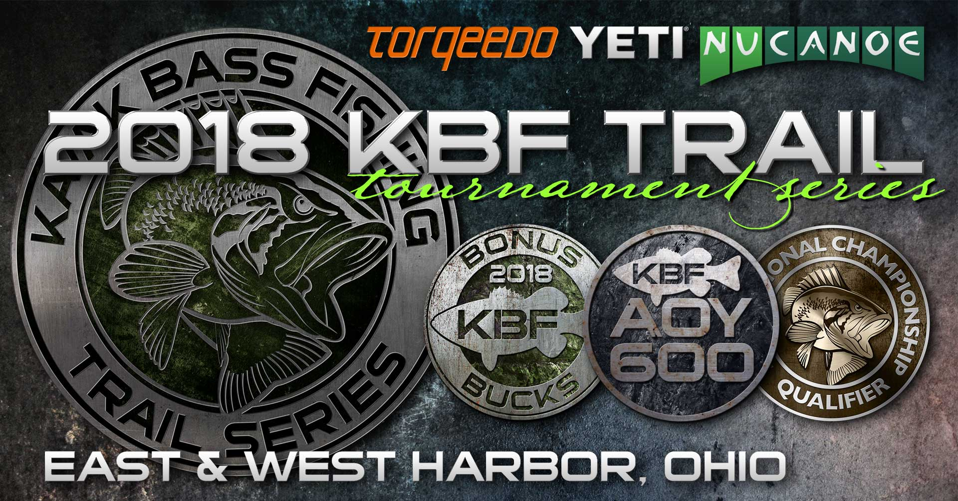 East-West Harbors KBF TRAIL Series Tournament