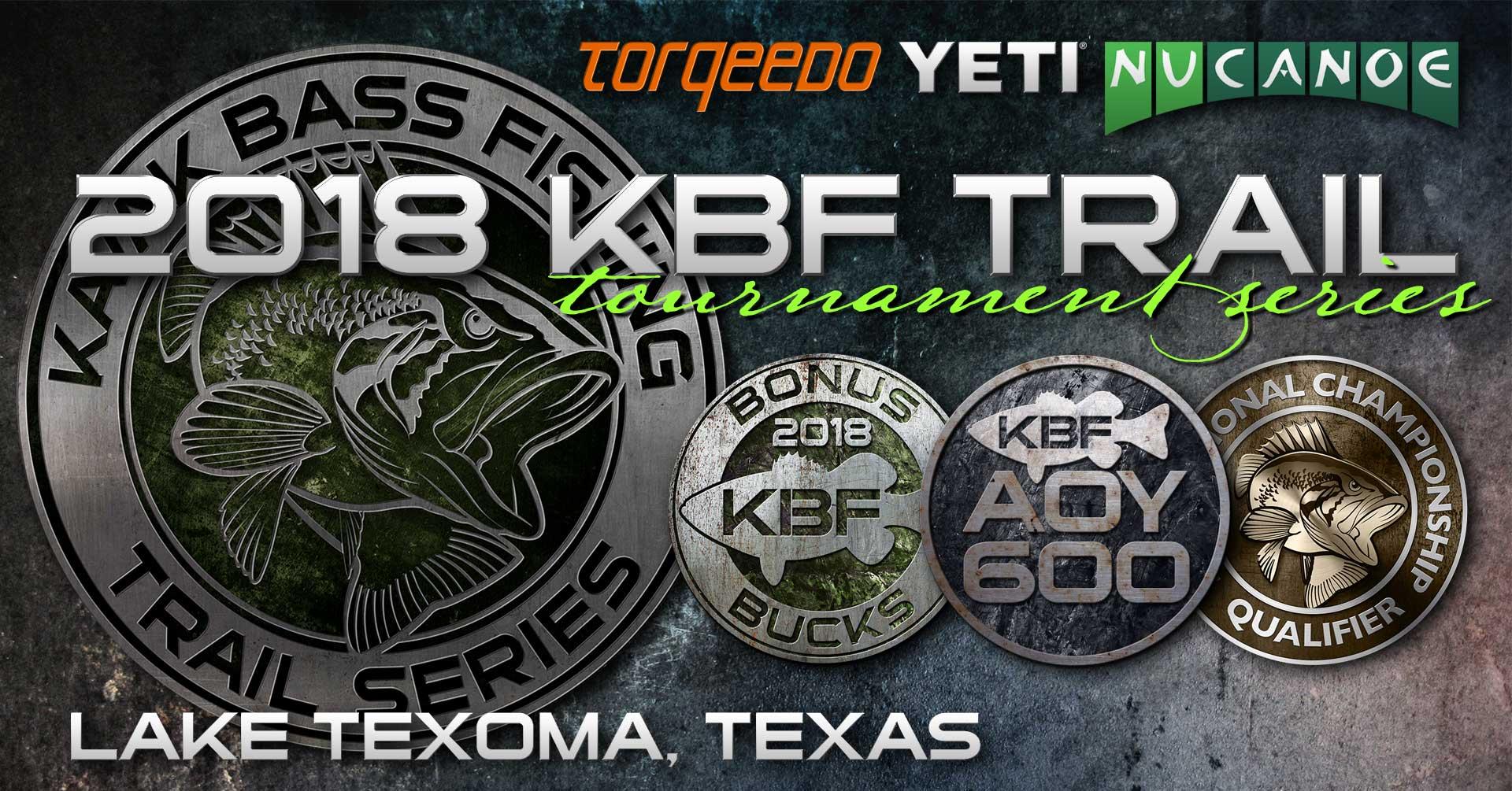 KBF TRAIL Series Tournament on Lake Texoma
