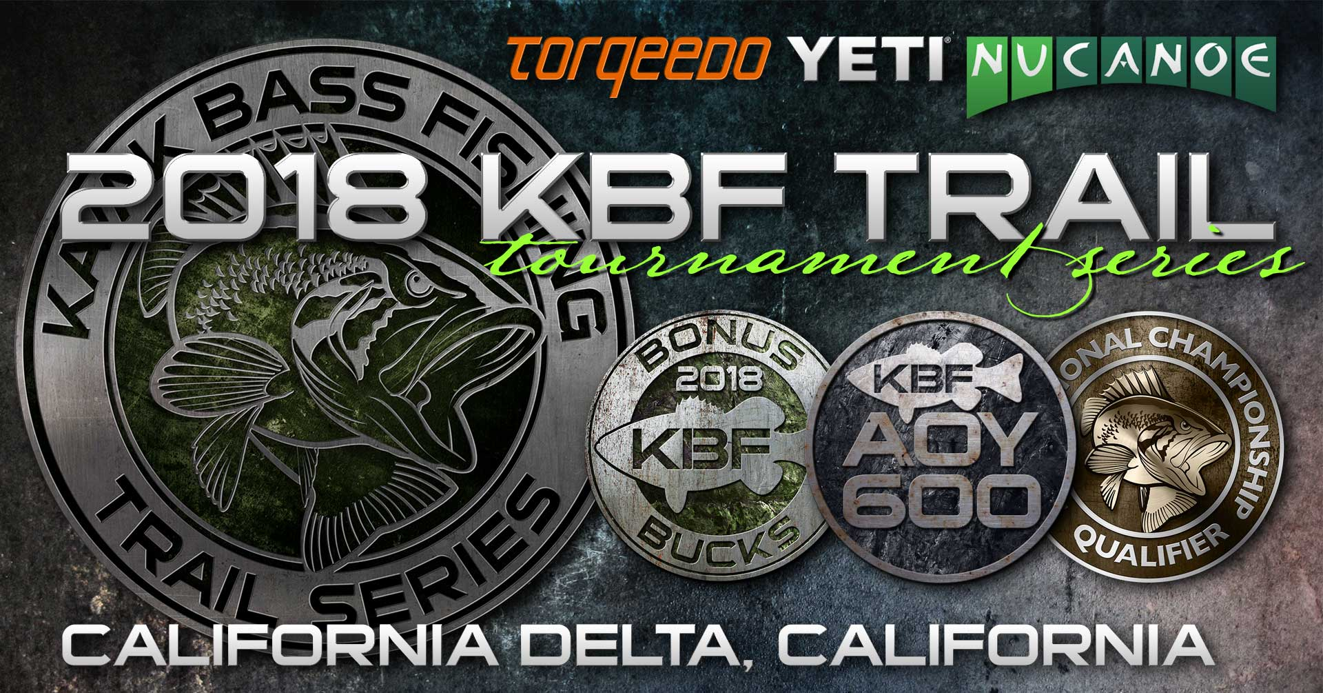 KBF TRAIL Series Tournament Calif Delta