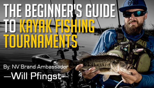 Tournament fishing 101 kayak bass fishing for Beginners guide to fishing