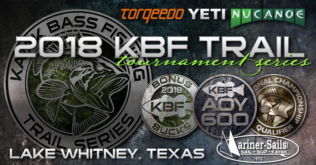 Lake Whitney KBF TRAIL Series 2018