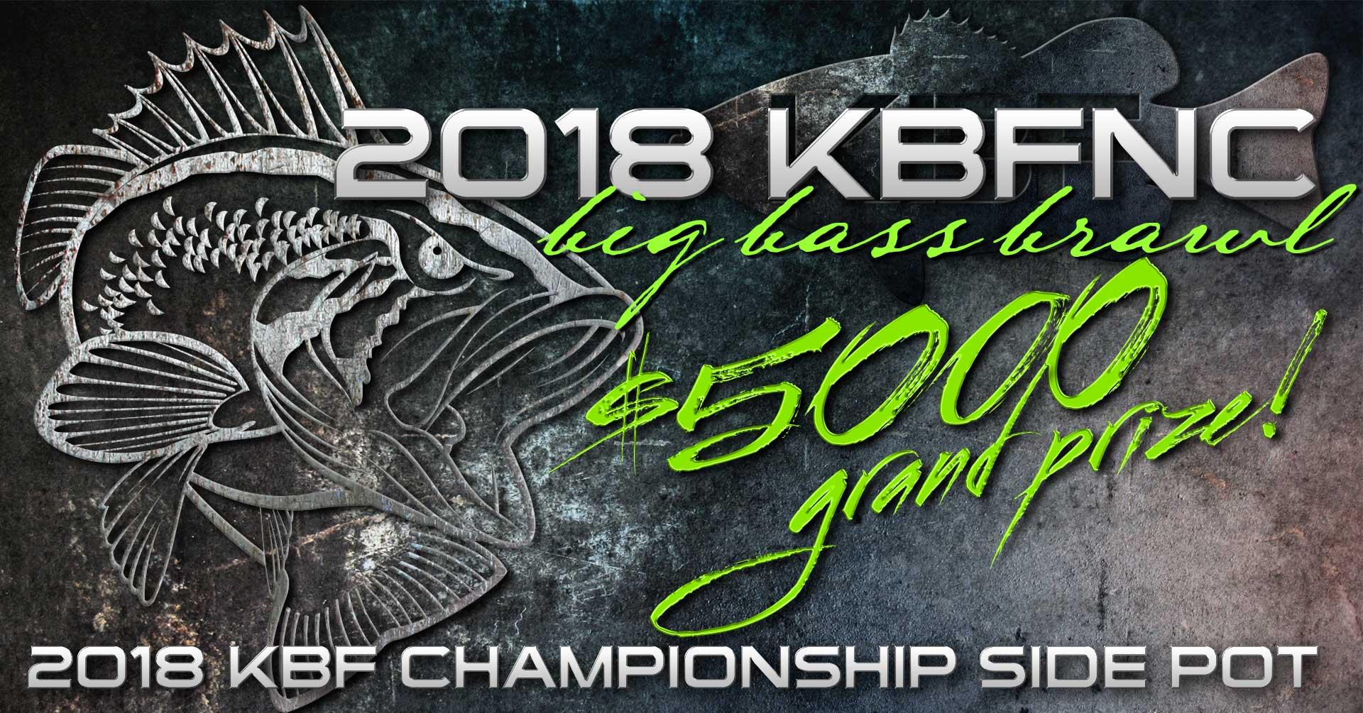 2018 KBFNC Big Bass Brawl