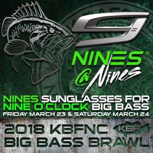 KBF Big Bass Brawl NINES-at-Nines