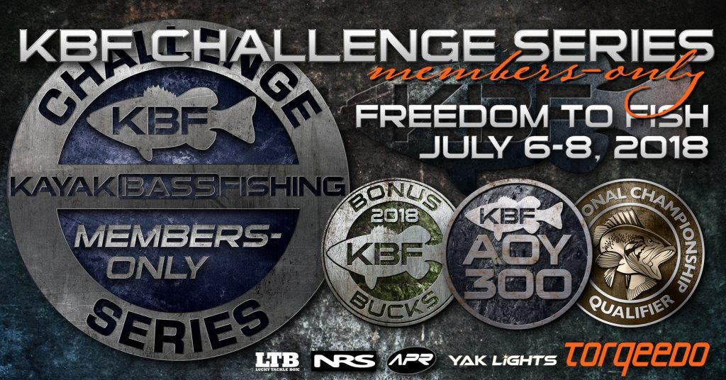 2018 Freedom to Fish KBF Challenge