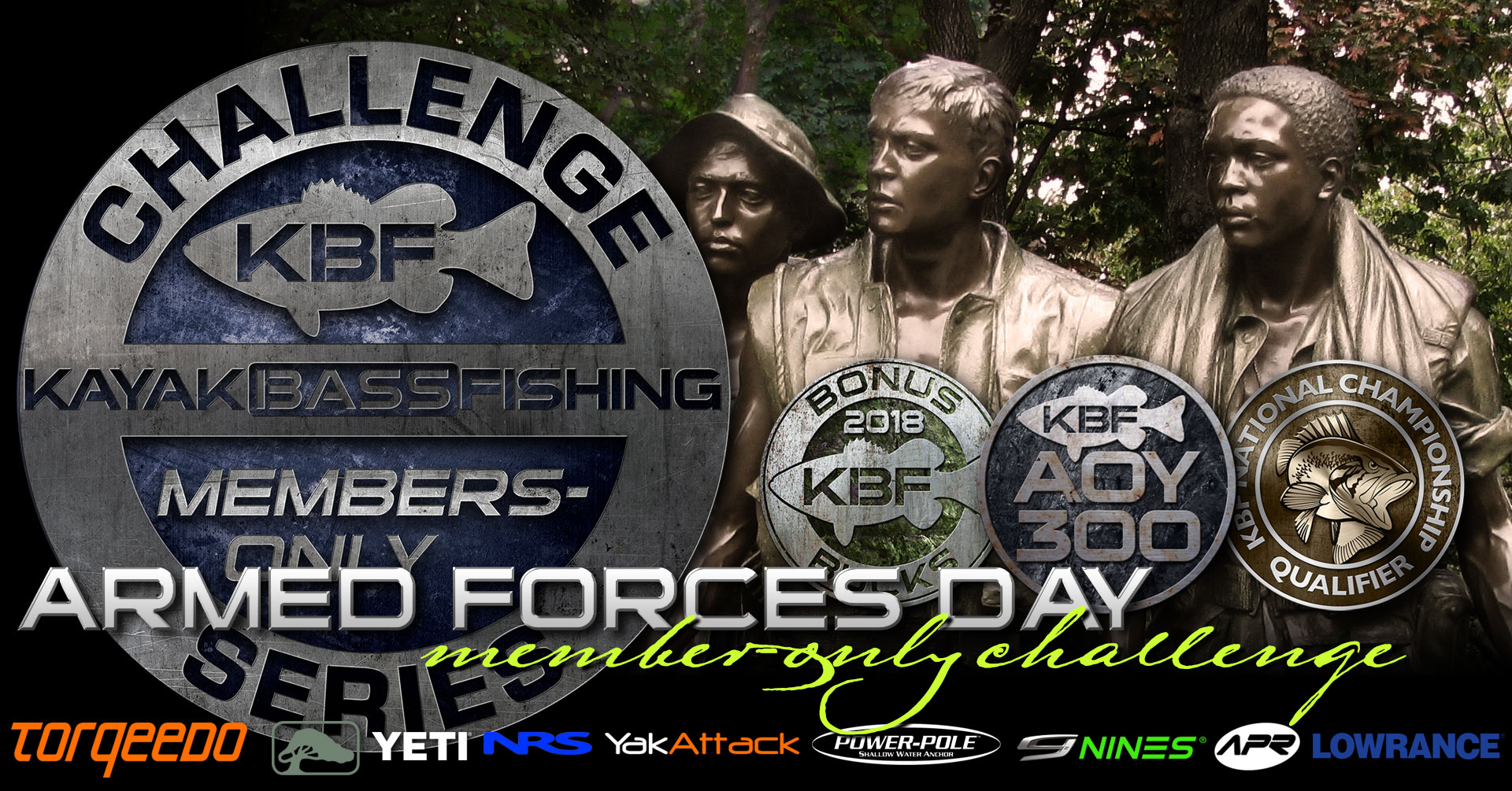 20-18 KBF Armed Forces Day Challenge