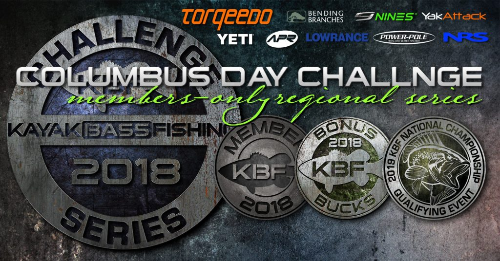 Columbus Day Challenge 2018